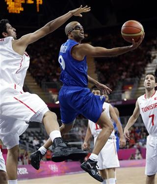 Tony Parker, Mokhtar Ghayaza
