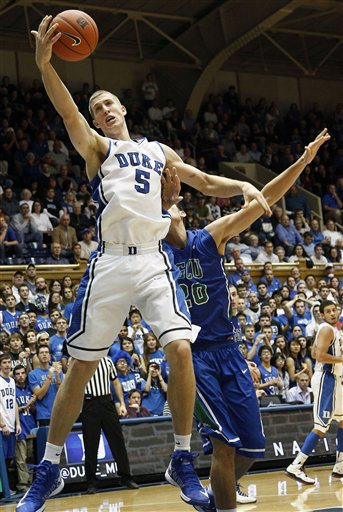 Chase Fieler, Mason Plumlee