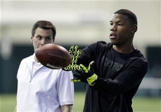 Terrance Williams, Derek Dooley