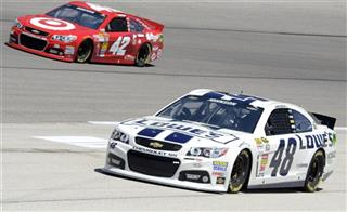 Jimmie Johnson, Juan Pablo Montoya