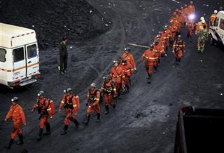 China Miners Killed