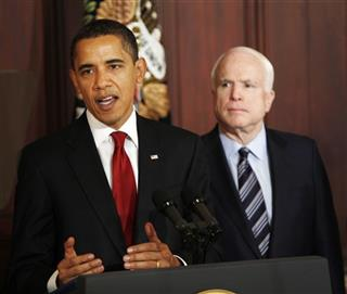 Barack Obama,John McCain