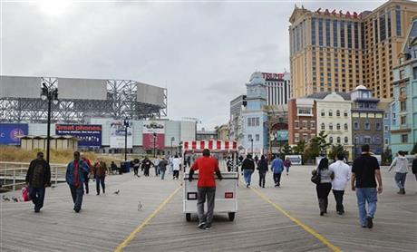 Superstorm Atlantic City