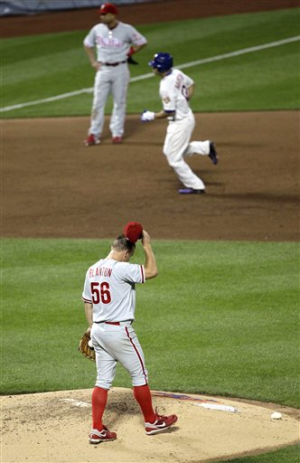 Joe Blanton, Scott Hairston, Placido Polanco