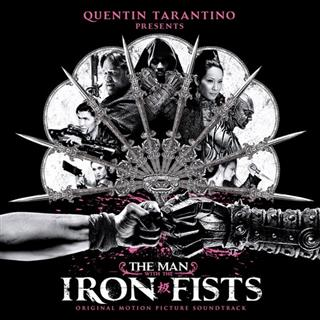 Music Review The Man with the Iron Fists