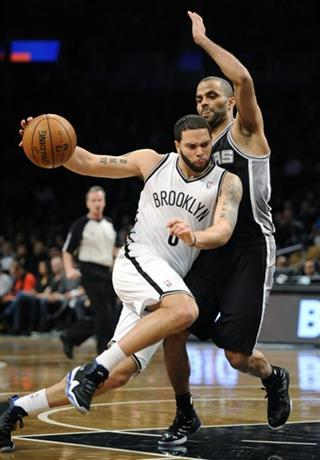 Deron Williams, Tony Parker