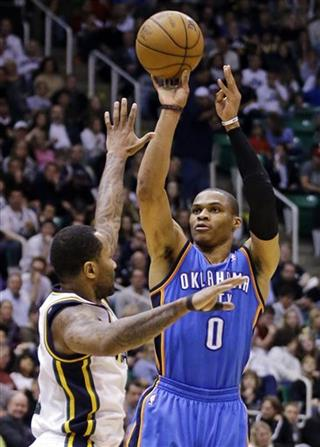 Russell Westbrook, Mo Williams