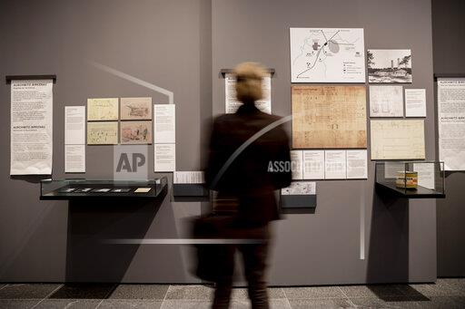 "Exhibition ""Deported to Auschwitz"" in Berlin"