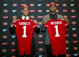 49ers Draft Football