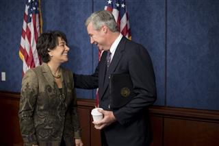 Anna Eshoo, Sheldon Whitehouse