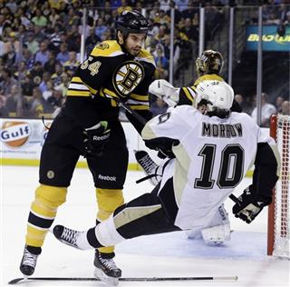 Adam McQuaid, Brenden Morrow