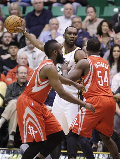 James Harden, Al Jefferson