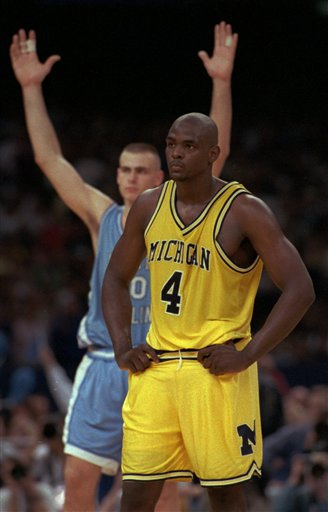 Chris Webber, Eric Montross