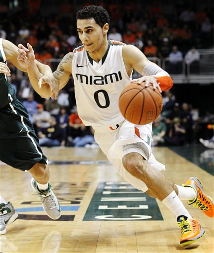 Shane Larkin