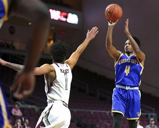 WAC UMKC New Mexico St Basketball