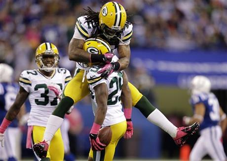 Casey Hayward,  Morgan Burnett