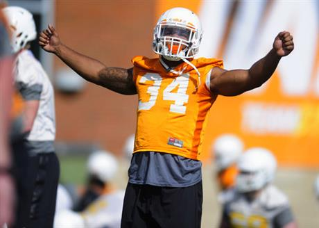 Tennessee Sidelined Vols Football