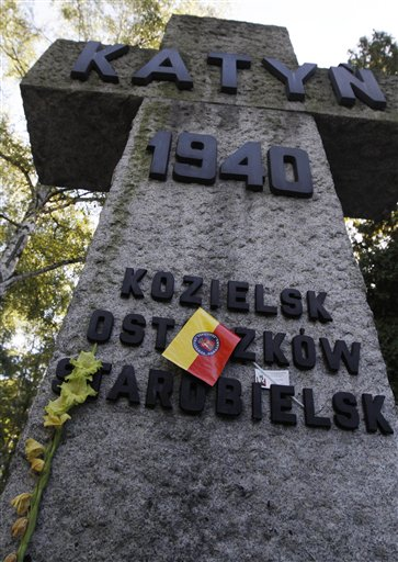 Poland Silencing Stalin's Massacre