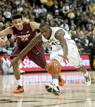 Virgina Tech Wake Forest Basketball