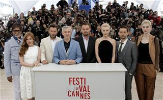 France Cannes The Great Gatsby Photo Call