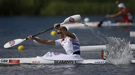 London Olympics Canoe Sprint