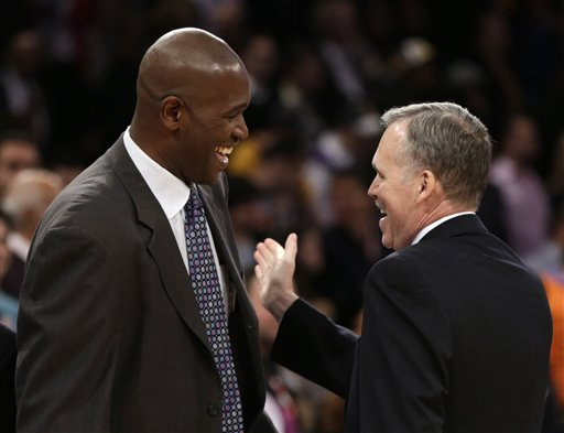 Mike D'Antoni, Herb Williams