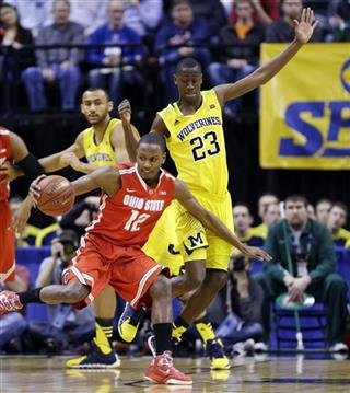 Sam Thompson, Caris LeVert