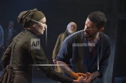 EXPNews AP I ENT   EXPRE THE CRUCIBLE - THE OLD VIC