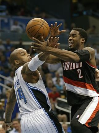 Wesley Matthews, Jameer Nelson