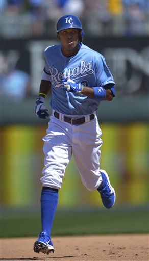 Alcides Escobar109