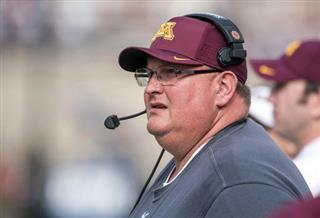 Minnesota Claeys Fired Football