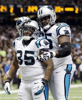 Mike Tolbert, Garry Williams