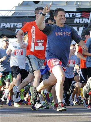 Pats Run Marathon