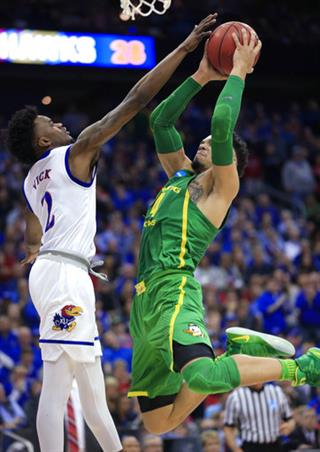 Dillon Brooks, Lagerald Vick