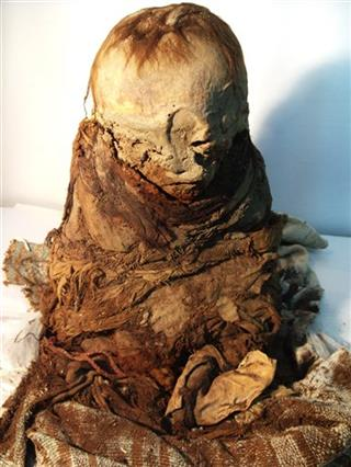 Peru Return of the Mummy