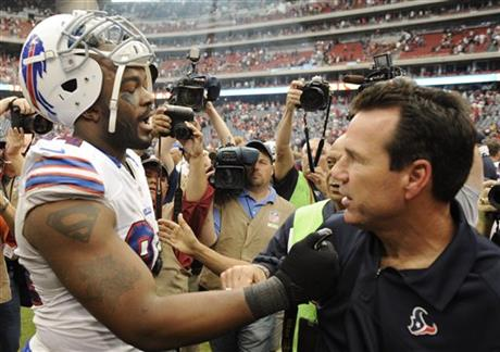 Mario Williams, Gary Kubiak