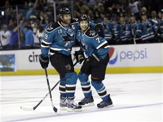 Joe Thornton, Brad Stuart
