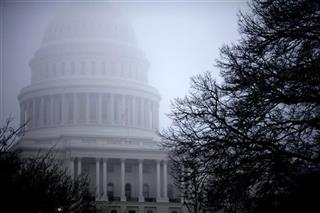 Capitol Fog