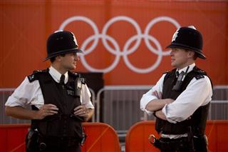 LONDRES 2012-SEGURIDAD