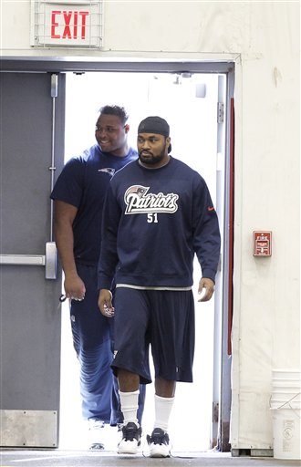 Jerod Mayo, Marcus Cannon