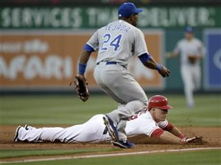 Mike Trout, Miguel Tejada