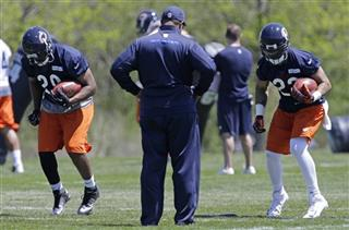 Matt Forte, Michael Bush