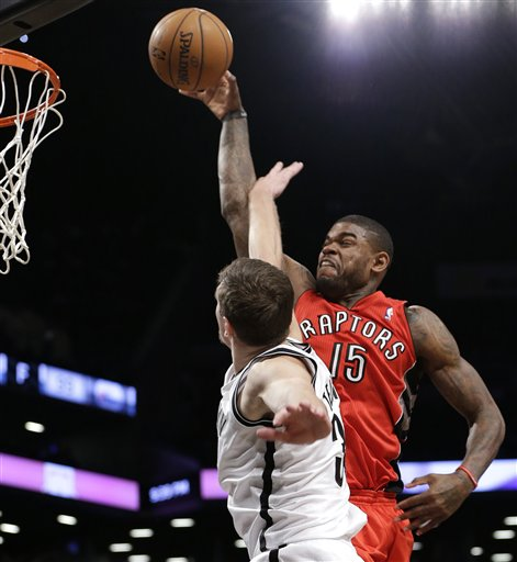 Amir Johnson, Mirza Teletovic