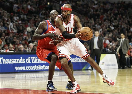 Richard Hamilton, Jason Richardson