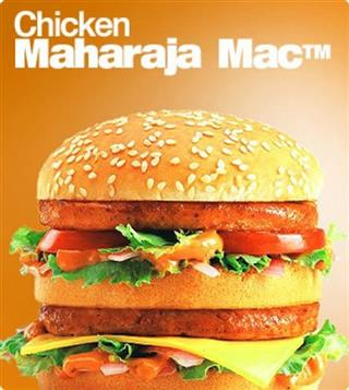 McDonalds-India