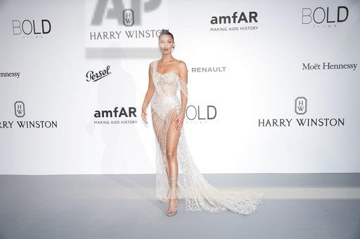France Cannes 2017 Amfar Charity Gala