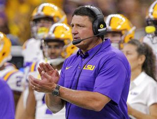 Chattanooga LSU Football