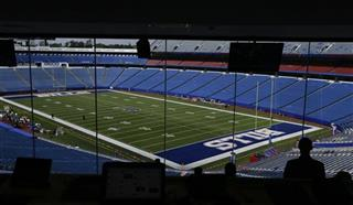 Bills Renovated Ralph Football