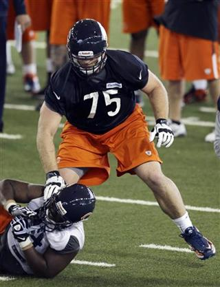 Kyle Long, Corvey Irvin