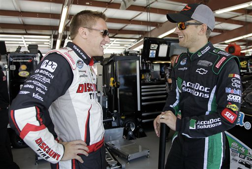 Parker Kligerman, James Buescher